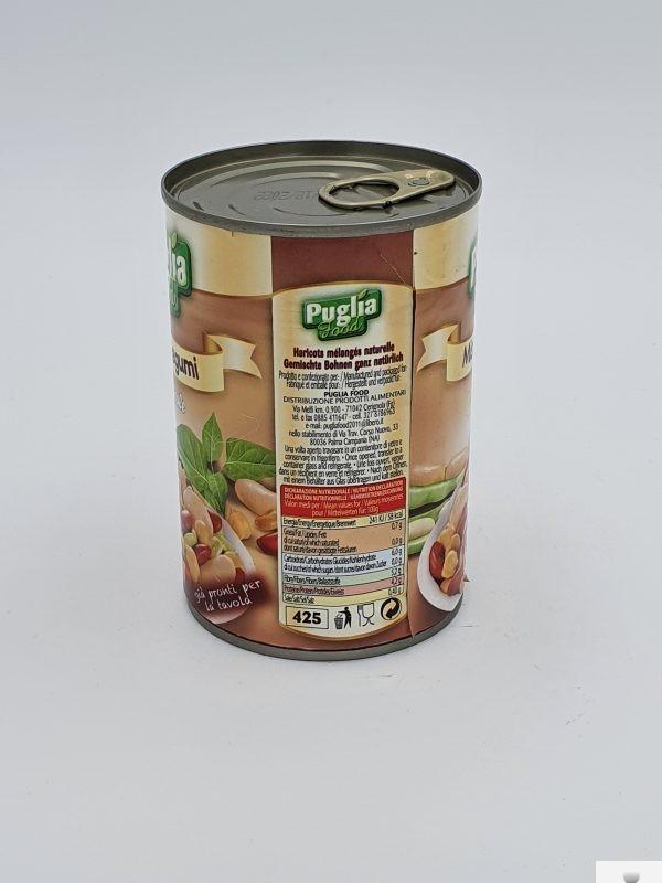 Misto legumi - Puglia Food