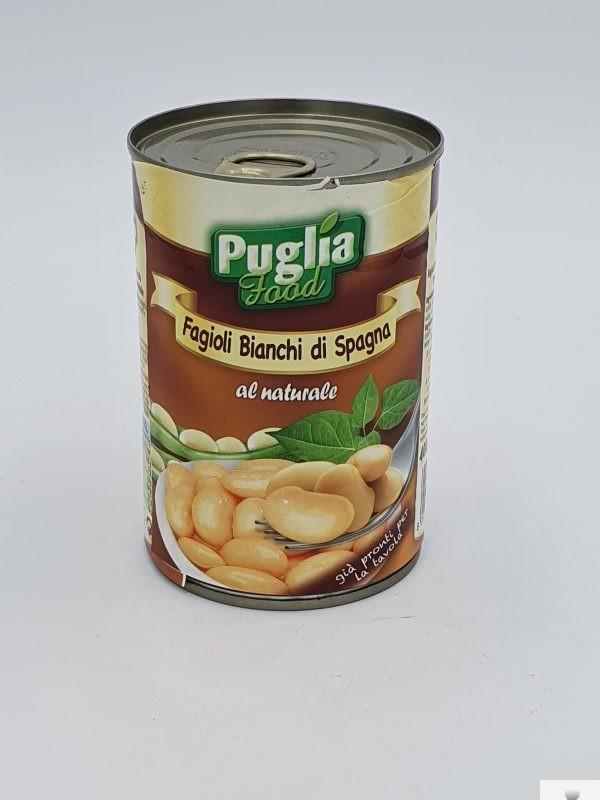 Fagioli Bianchi di spagna - Puglia Mia