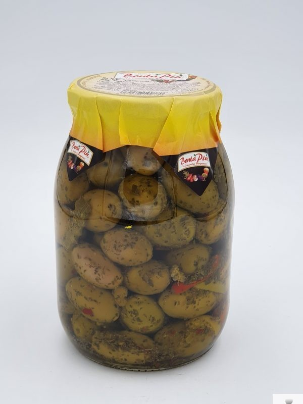 Olive Cerignola alla Paesana - Bonta Più