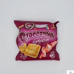 Croccantelle al gusto di Bacon