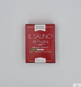 Il Salino di Puglia - Sale Grosso Iodato