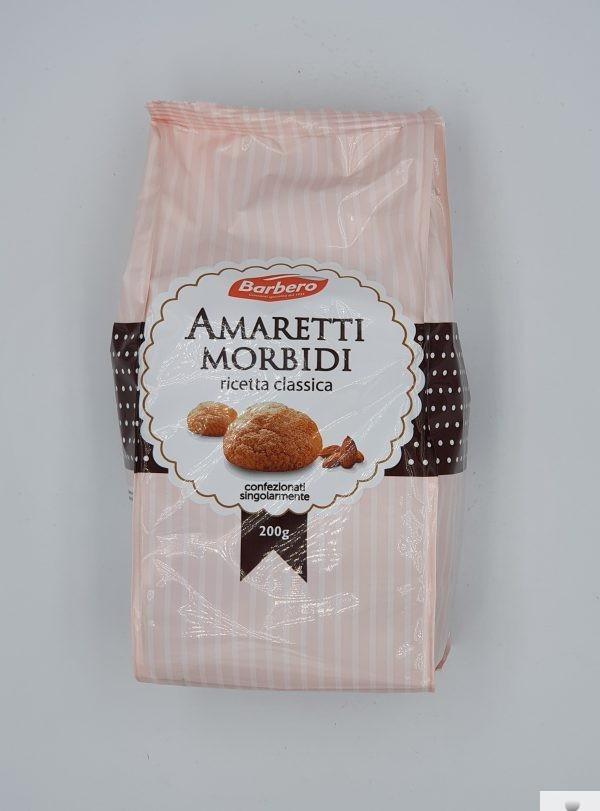 Amaretti Morbidi - Barbero