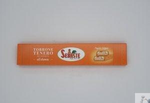 Torrone tenero all'arancia - Sebaste