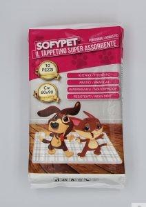 SOFYPET TAPPETINI ANIMALI 60X90