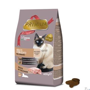 Primium – ADULTO STERILIZZATO pro-urinario | Secco