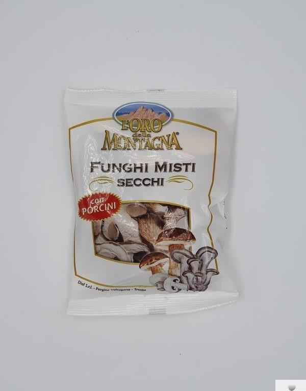 Misto Funghi secchi con Porcini