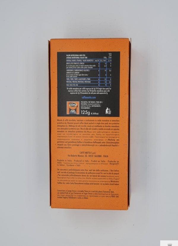 Caffè Motta - Cialda Espresso Dec