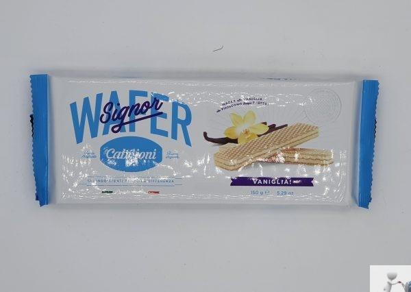 Wafer Vaniglia - Cabrioni