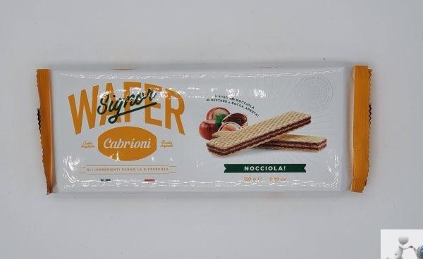 Wafer Nocciola - Cabrioni