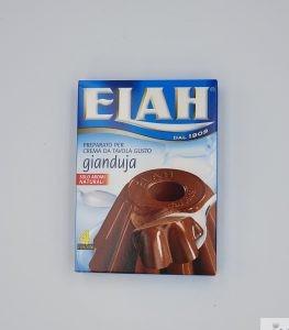 Elah - Preparato per Crema da Tavola, Gusto Gianduja