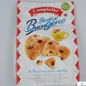 Biscotti del Buongiorno Frollini Gocce - Campiello
