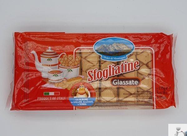 Sfogliatine Glassate - i dolci della montagna