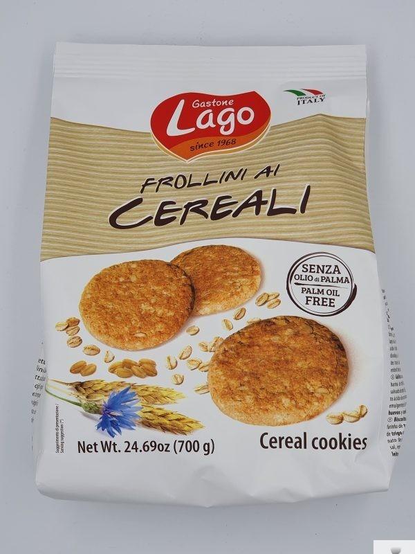 Frollini ai Cereali - Gastone Lago