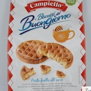 Biscotti del Buongiorno all'Uovo - Campiello