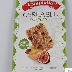 Biscotto Cereabel con Frutta - Campiello
