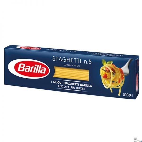 Spaghetti n. 5 - Barilla